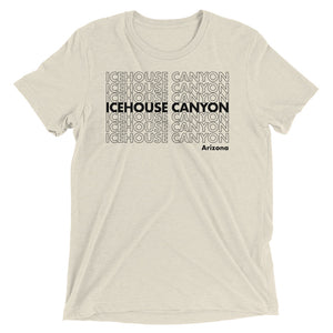 Icehouse Canyon (Black)