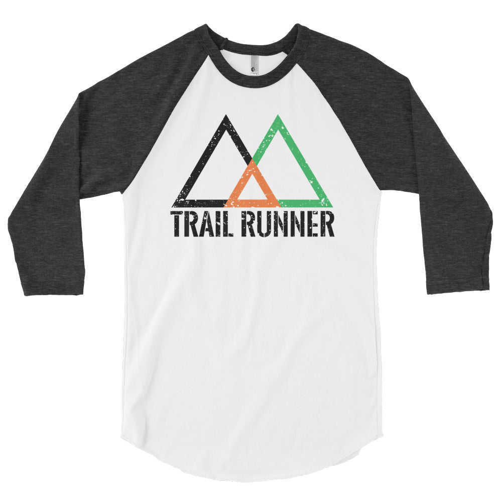 Trail Runner 3/4 Sleeve