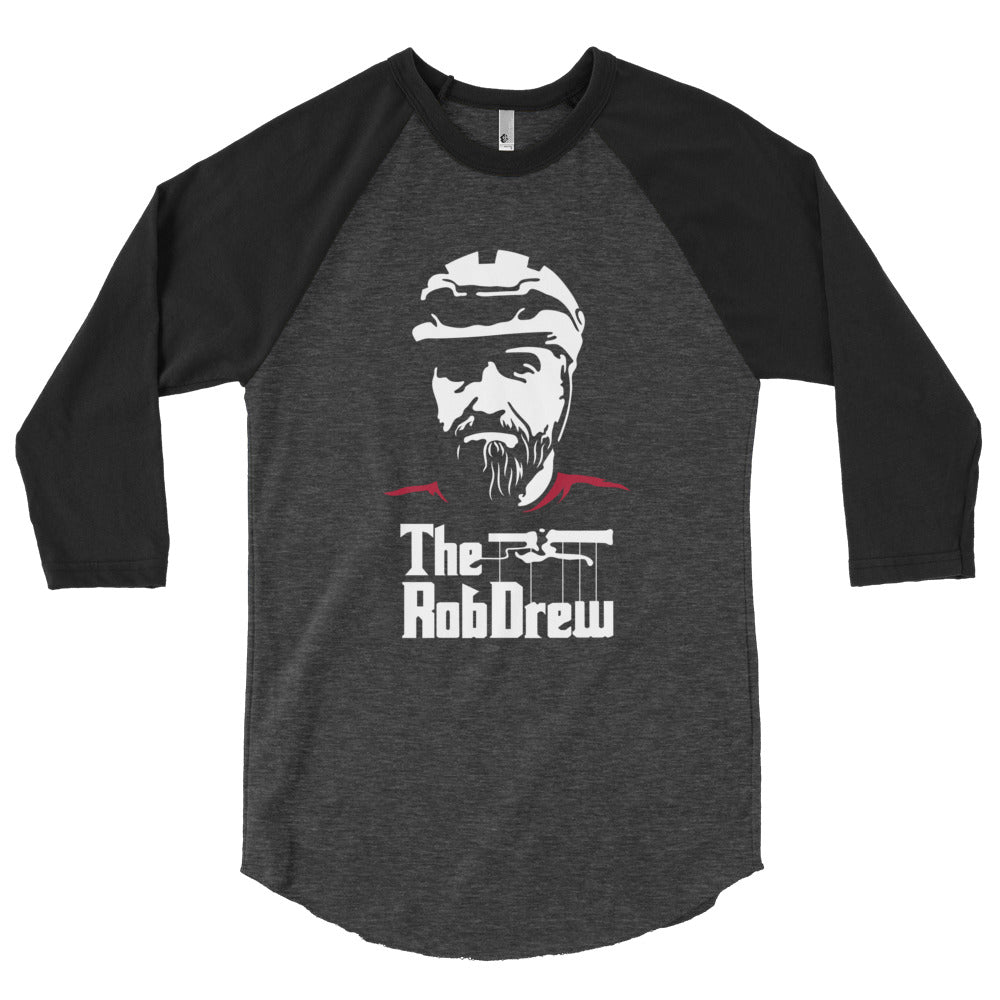 The Rob Drew 3/4 Sleeve (BLK-LONG)