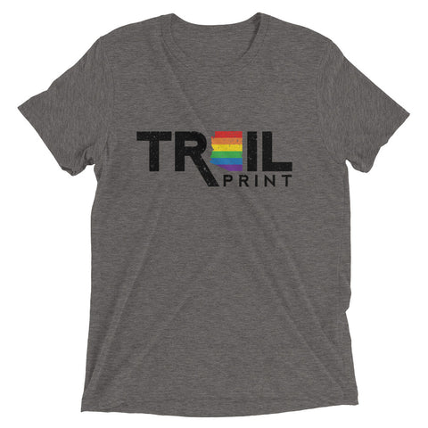 Trail Print Love Wins