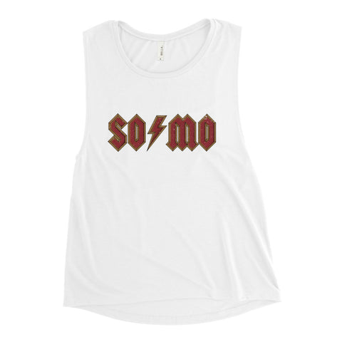 SO/MO Ladies' Muscle Tank