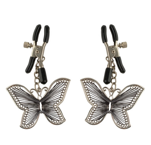 Fetish Fantasy Series Butterfly Nipple Clamps PD3613-00