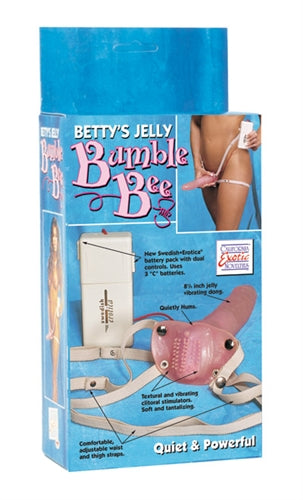 Bettys Jelly Bumble Bee SE0603043