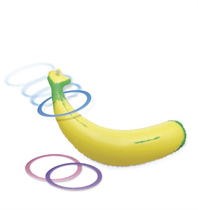 Bachelorette Party Favors Inflatable Banana Ring Toss PD8211-00