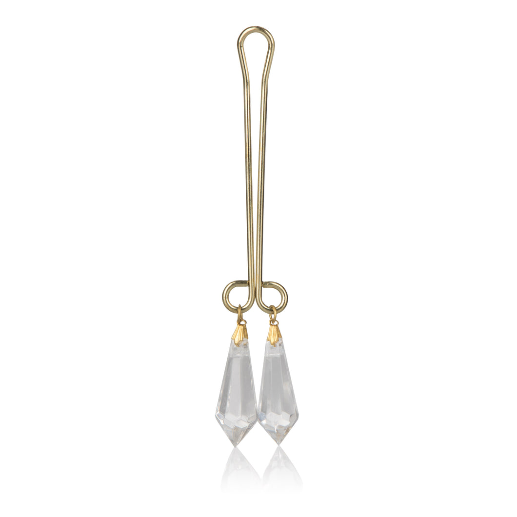Intmate Play Clitoral Jewelry - Crystals SE2625002