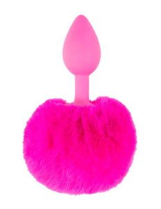 Neon Bunny Tail - Pink PD1444-11