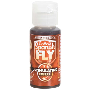 Spanish Fly Sex Drops - 1 Fl. Oz. - Stimulating Coffee DJ1308-03