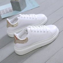 Load image into Gallery viewer, Womens sneakers air mesh sport style lace up.  Tenis de mujer con tejido de maya estilo sport con cordones.