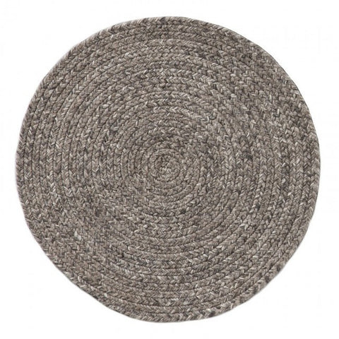 Nordic Circular Rug - Pine Cone by Bayliss