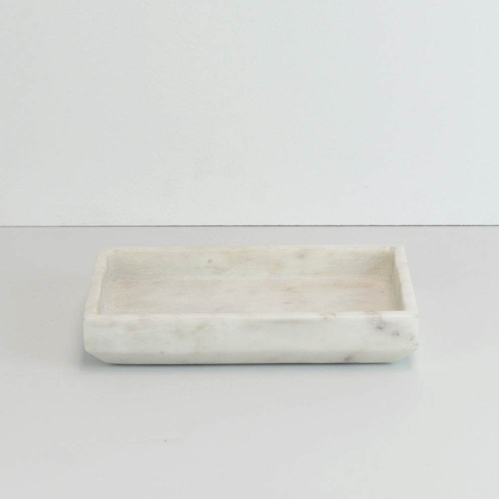 Marble Tapered Tray