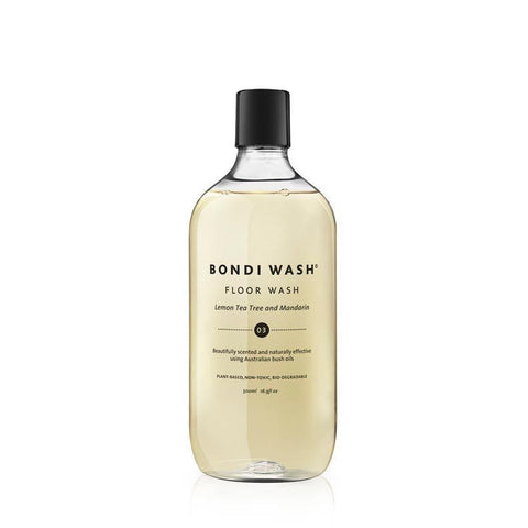 Lemon Tea Tree and Mandarin Floor Wash- Bondi Wash - Established for Design