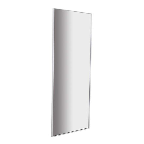 Elle Floor Mirror - White