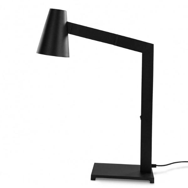 Tilt Table Lamp - Black