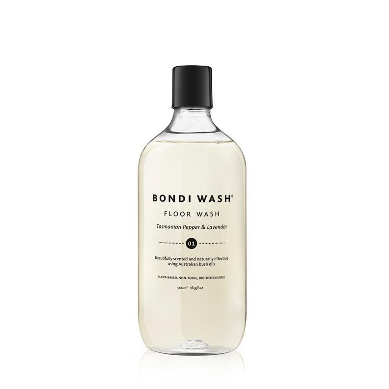 Tasmanian Pepper and Lavender Floor Wash - Bondi Wash - Established for Design