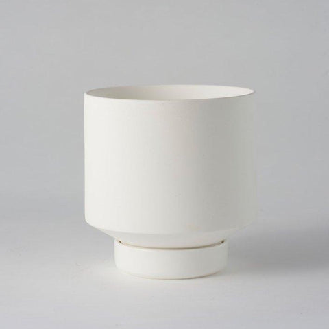 Collectors Gro Pot Large - White
