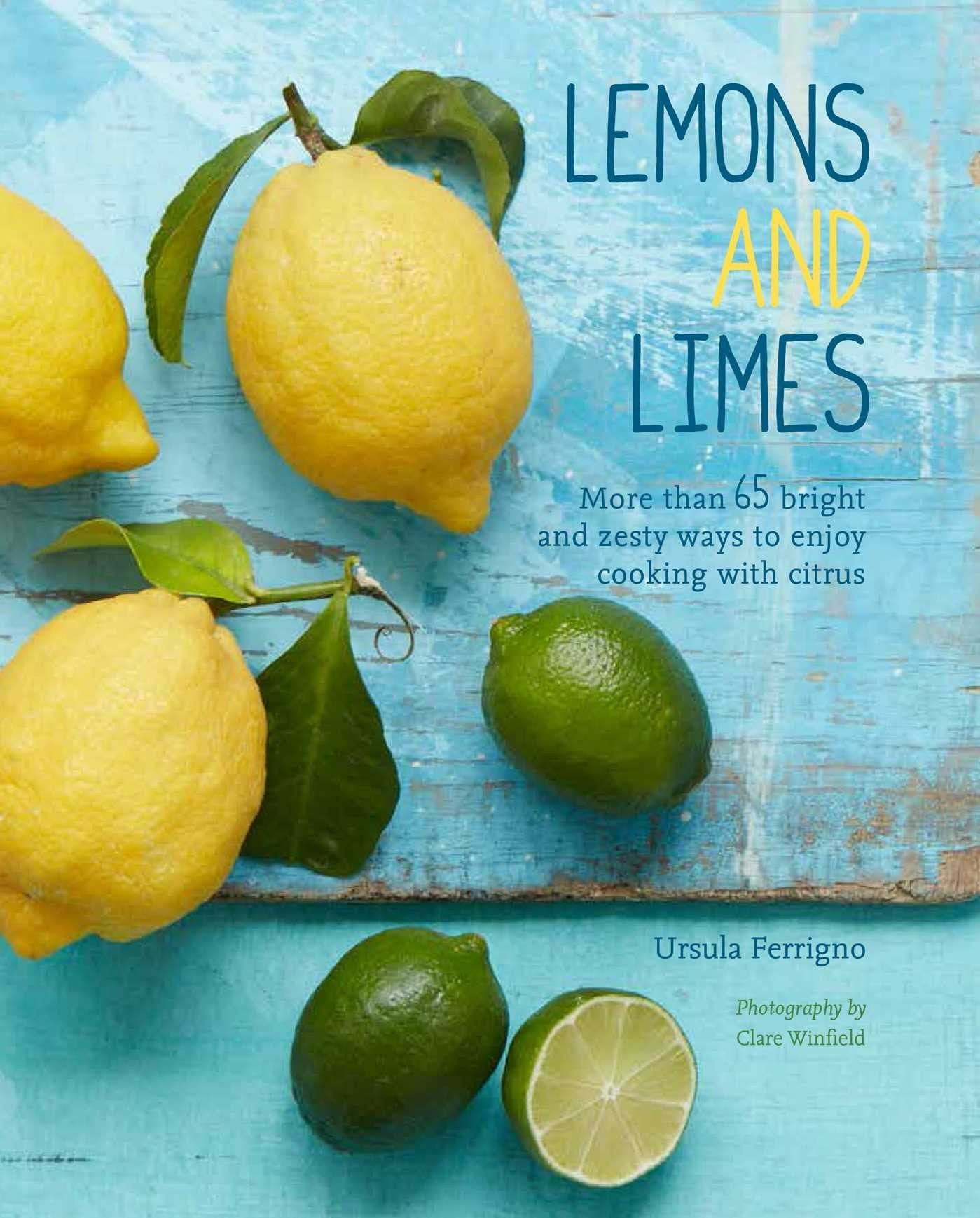 Lemons and Limes by Ursula Ferrigno