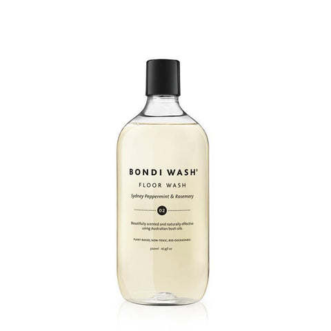 Sydney Peppermint and Rosemary Floor Wash - Bondi Wash - Established for Design