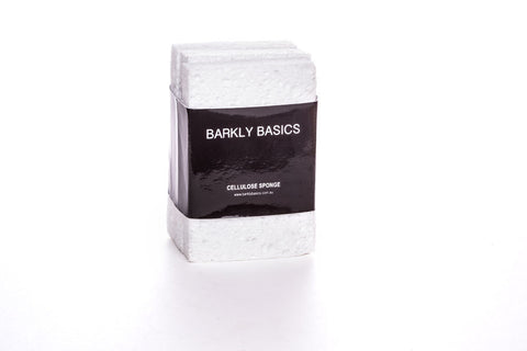 Barkly Basics All White Sponges