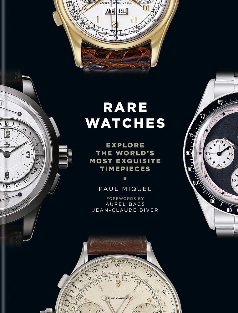 Rare Watches by Paul Miquel