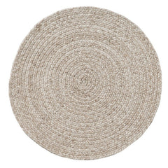 Nordic Circular Rug - Sea Shell by Bayliss