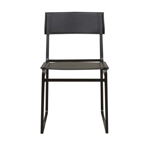Harold Dining Chair - Black