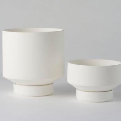 Collectors Gro Pot Small - White