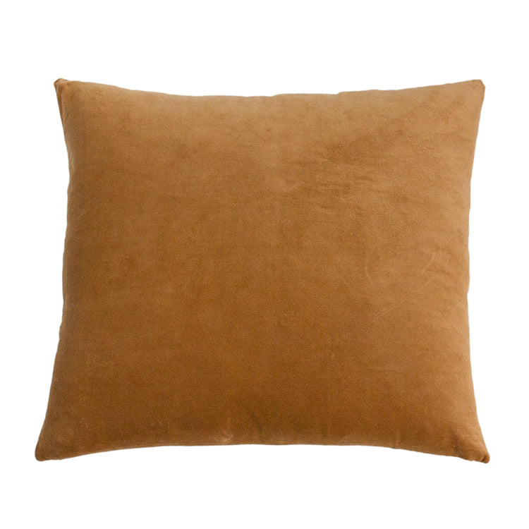 Essential Velvet Cushion - Rose Ginger