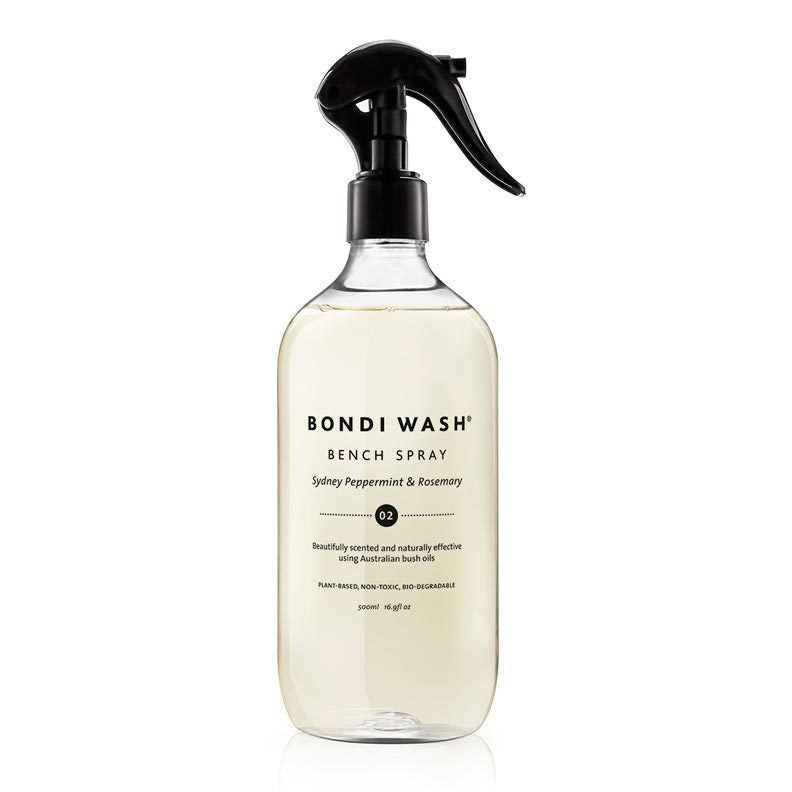Sydney Peppermint and Rosemary Bench Spray - Bondi Wash - Established for Design