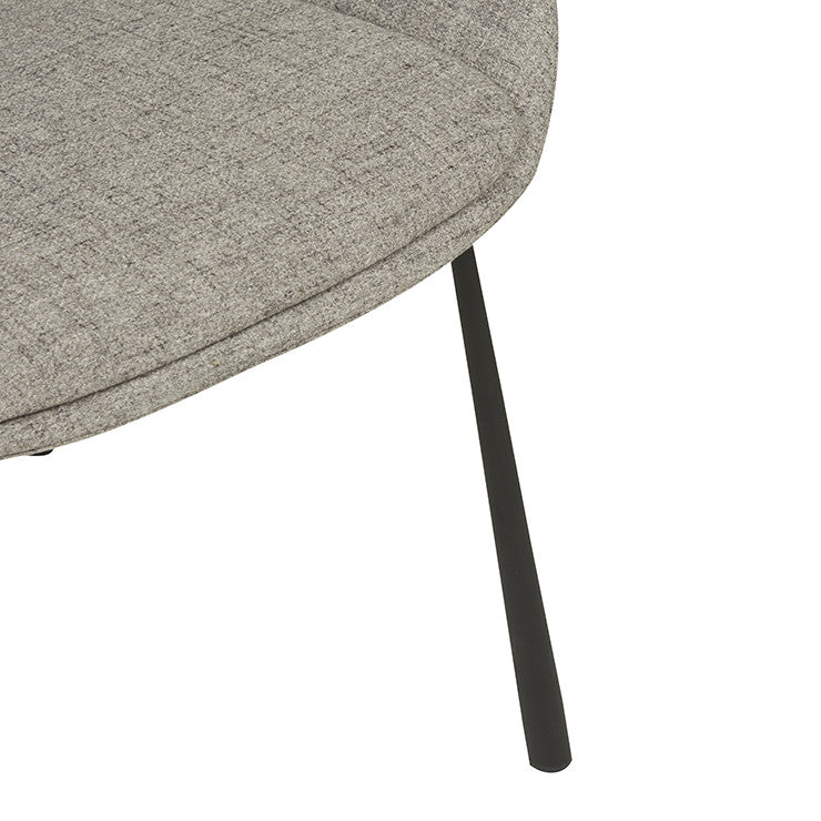 Annabel Arm Chair - Cloud Grey