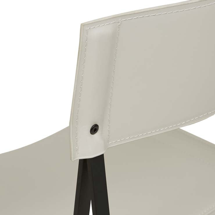 Harold Dining Chair - Linen Grey