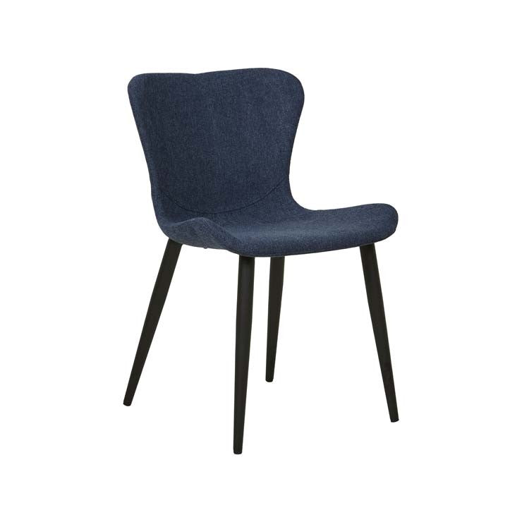 Odetta Dining Chair - Deep Blue