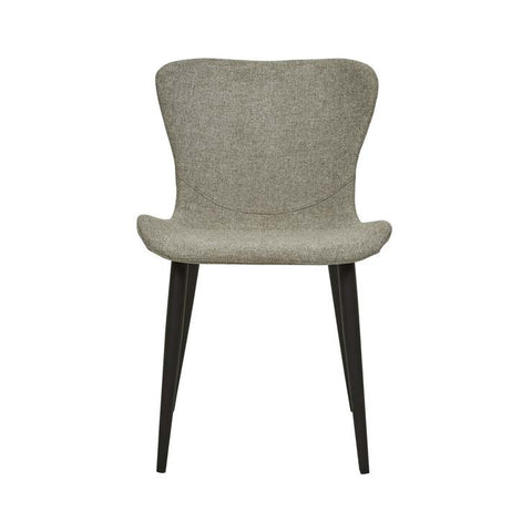 Odetta Dining Chair - Khaki Grey