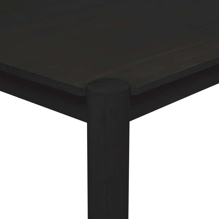 Linea Oslo Dining Table - Midnight