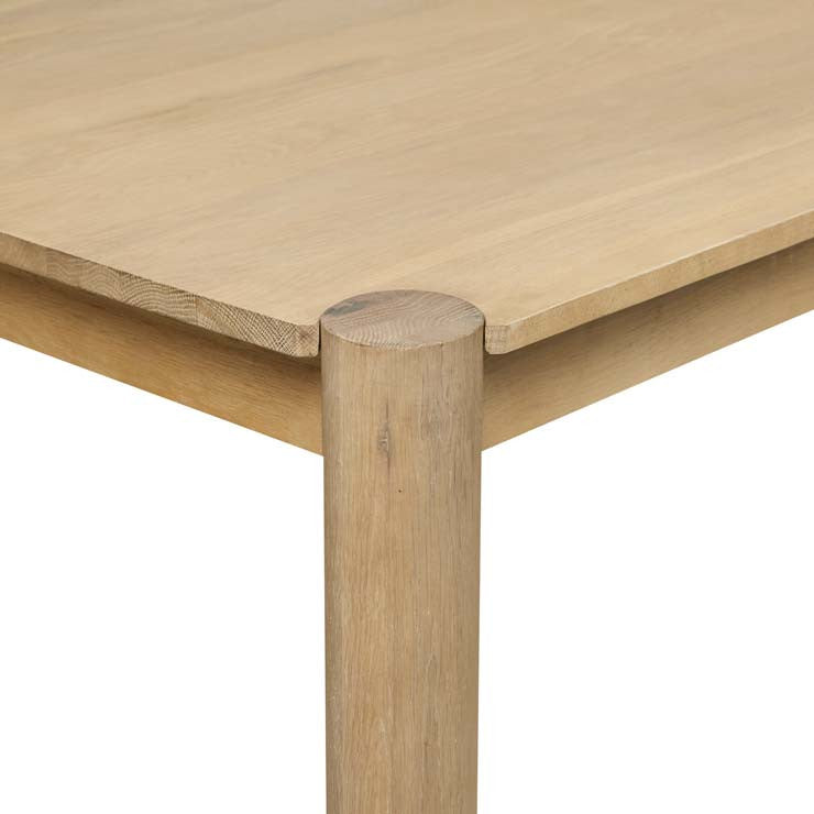 Linea Oslo Dining Table - Natural