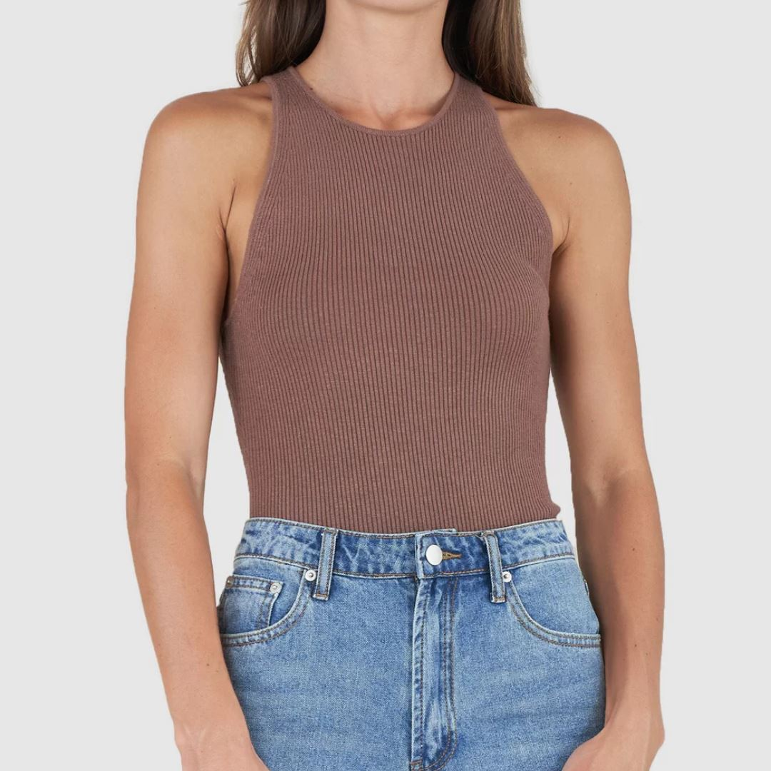 Amelius Afina Knit Tank Top