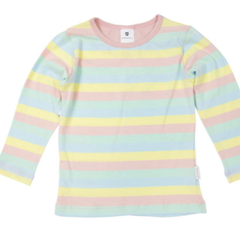 Korango Stripes Shooting Star Long Sleeve Top Baby Top Korango