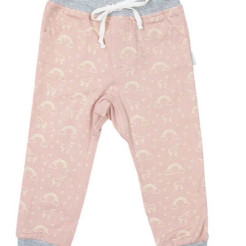 Korango Unicorns and Rainbows Cotton Pant