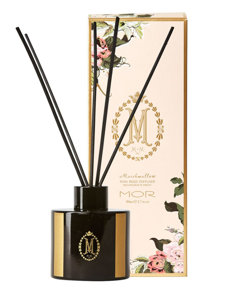 Mor Marshmallow Mini Reed Diffuser