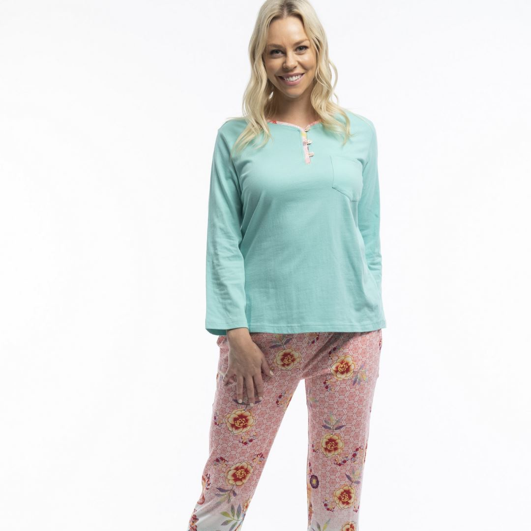 Victoria Dream Pyjama Pants Ladies Sleepwear Victoria Dream XS