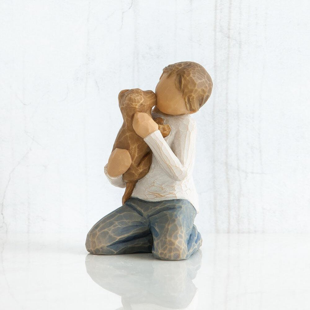 Willow Tree - Kindness (BOY) Figurines Willow Tree