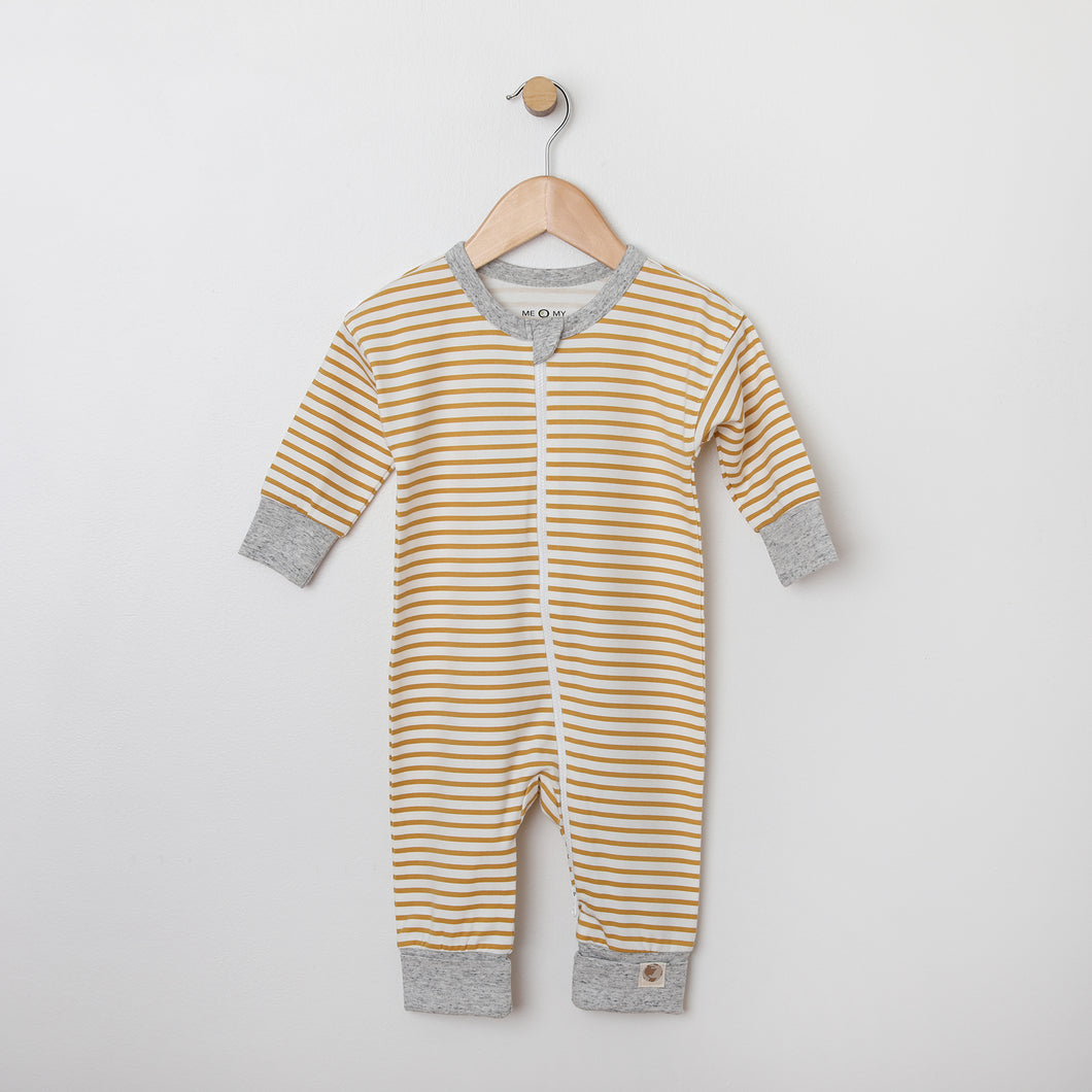 Eat your Greens Stripe Coverall