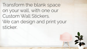 Design Your Own Decal Sticker