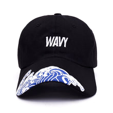 Load image into Gallery viewer, Wavy Brim Cap