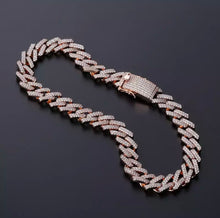 Load image into Gallery viewer, 14mm Interlink Necklace