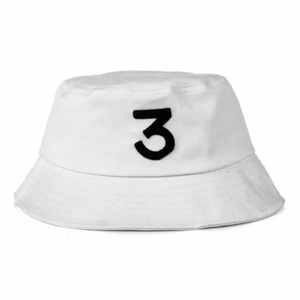 3 LOGO Bucket Hat