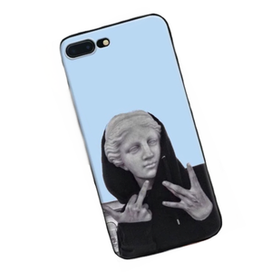 Statue iPhone Case