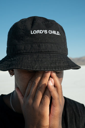 LC LOGO BUCKET HAT