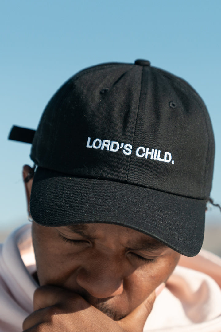 LC BLACK DAD HAT