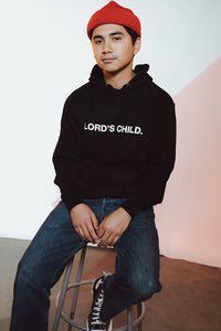 Lord's Child Black Hoodie.