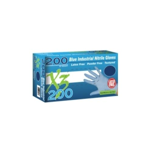 XL Xtreme X3200 Powder Free, Blue Nitrile